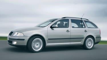 Best cars under £2,000 - Skoda Octavia