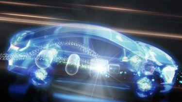 Toyota FCV-R concept illustration