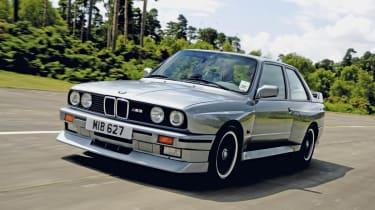 BMW E30 M3 front track