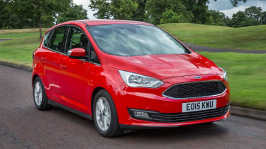 Ford C-MAX - front driving