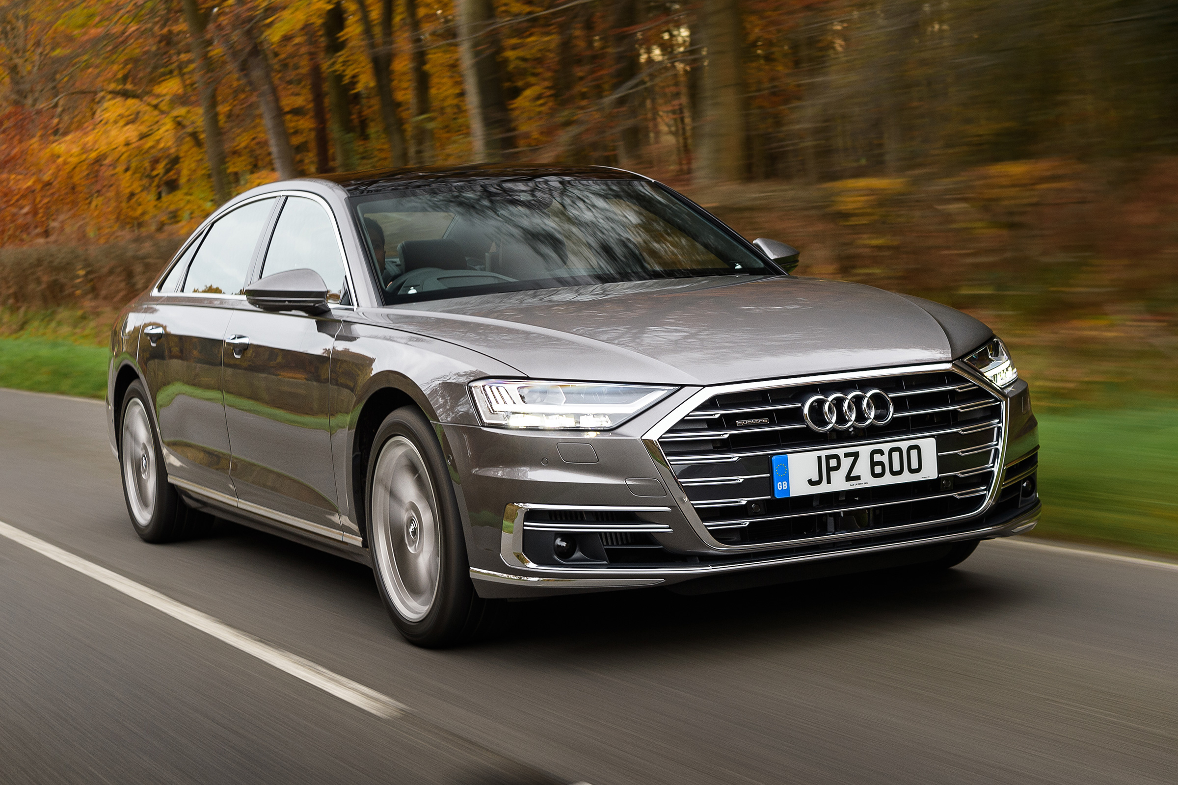 New Audi A8 2017 UK review | Auto Express