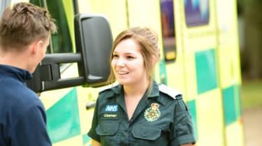Ambulance feature - interview
