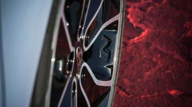 Hyundai i30 N  wheel