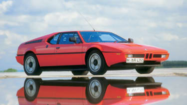 Best BMW M cars ever - M1