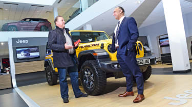 The boss, the dealer and the customer: Inside FCA UK's rejuvenation: https://www.autoexpress.co.uk/features/352180/inside-fiat-and-jeep-2020-boss-dealer-and-customer