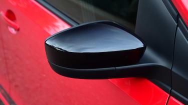 Skoda Citigo - wing mirror