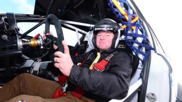 World Rallycross RX2 - Steve Sutcliffe