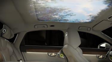 Volvo S90 Ambience concept - interior