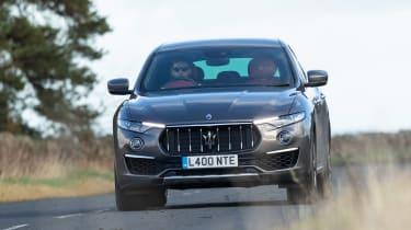 Maserati Levante GranLusso - front