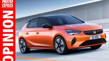 OPINION Vauxhall Corsa