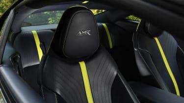 Aston Martin DB11 AMR  - seats