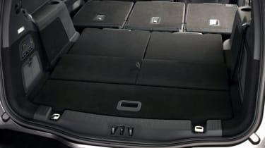 Ford Galaxy AWD - boot