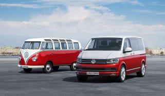 VW Caravelle Gen 6
