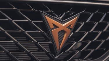 Cupra Formentor V1 - badge