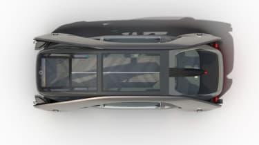 Renault EZ-GO concept - above