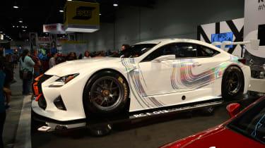 Lexus RC F GT3 SEMA