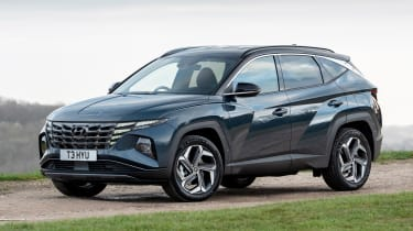 Hyundai Tucson - static