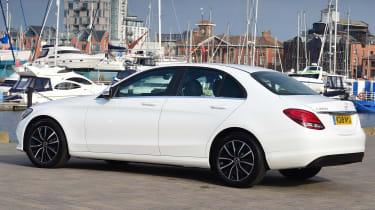 Mercedes C-Class - Rear Still