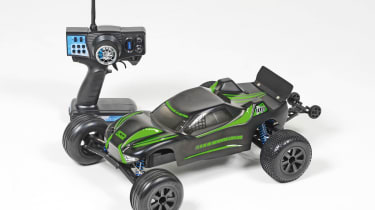 LRP S10 Twister 2 Extreme-100 Brushless Truggy