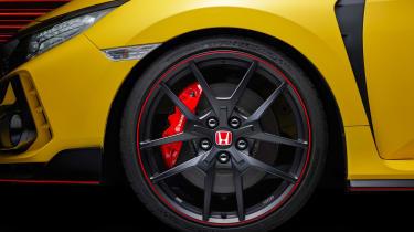 Honda Civic Type R Limited Edition - wheel