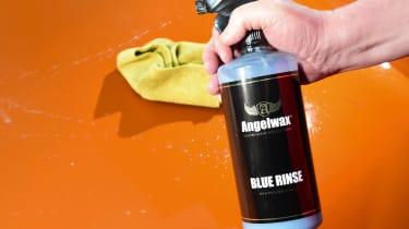 Best car wash wax - header
