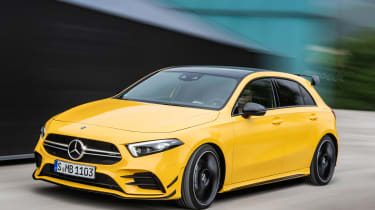 Mercedes-AMG A 35 - front