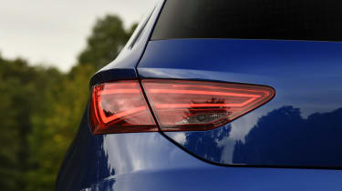 SEAT Leon - brake light