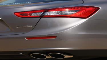 Maserati Ghibli rear light