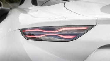 Alpine A110 ride review - taillight