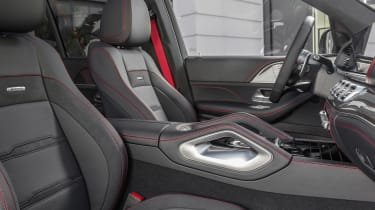 Mercedes-AMG GLE 53 - front seats