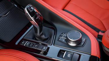 BMW X2 M35i - controls
