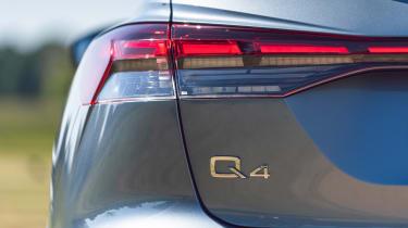 Audi Q4 e-tron Sportback - brake light