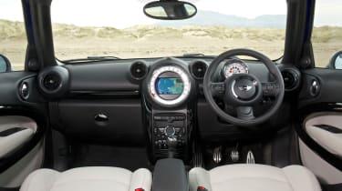 MINI Cooper SD Paceman interior