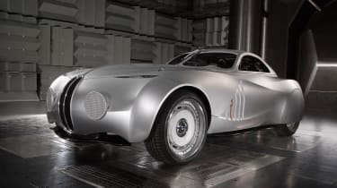 BMW Concept Coupe Mille Miglia - front three quarter