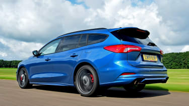 Ford Focus ST Estate - rear