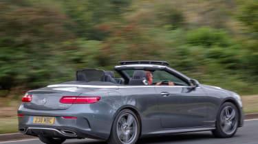 Mercedes E-Class Cabriolet - rear