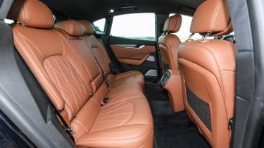 Maserati Levante - rear seats
