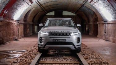 New Range Rover Evoque - full front