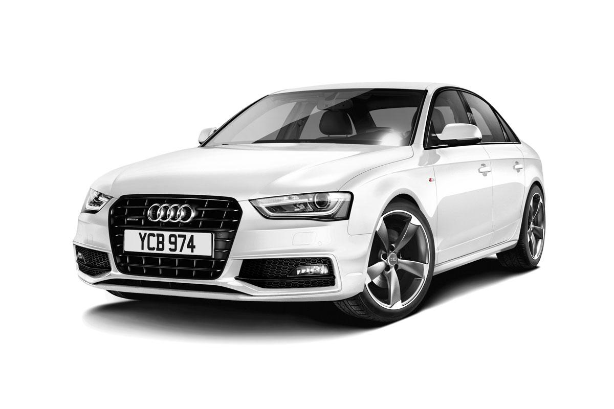 Audi A4 Black Edition Auto Express