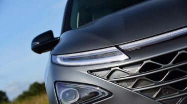 Hyundai Nexo - front light