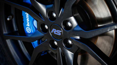 Ford Focus RS Edition - wheel