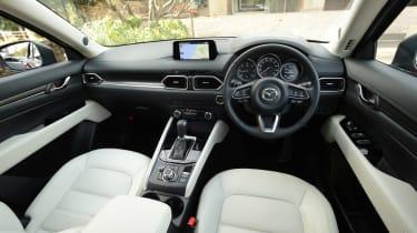 New Mazda CX-5 - interior