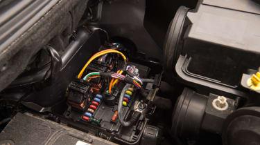 Used Citroen C3 Picasso - electronics