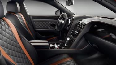 Bentley Flying Spur V12 S seats