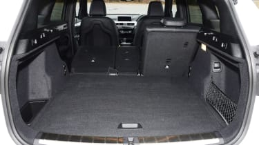 Used BMW X1 Mk2 - boot