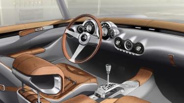 GTO Engineering Project Moderna - close-up interior