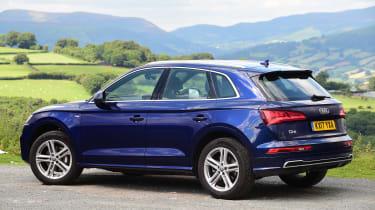 Audi Q5 - rear static