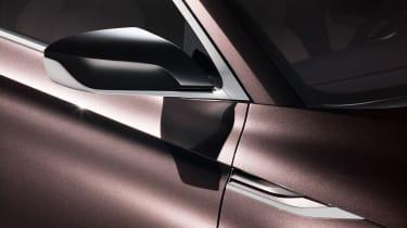 Infiniti QX50 Concept - door mirror
