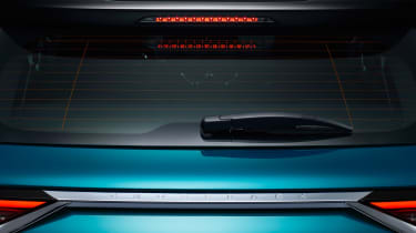 DS 3 Crossback - rear light