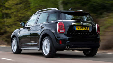 MINI Countryman - rear